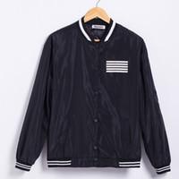 Wholesale Kpop Gd - Autumn 2017 Street Hip Hop Kpop Jackets for Women Man Basic Coats Bigbang GD Fashion Loose Harajuku Coat Bomber Female Jacket