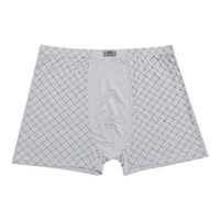 Wholesale Fashion Men Boxer - New Men's 95%bamboo fiber underwear breathable mens boxers shorts men underwear fashion underpants plus size 8XL,11XL 5PCS LOT
