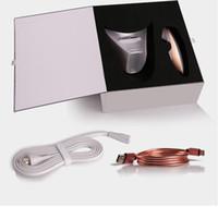 лицо для массажа кожи оптовых-Профессиональное тонизирующее устройство для лица Face Massager Anti-Aging Skin Care Treament