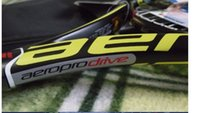 Wholesale high grip tennis racket resale online - 2016 High Quality Head Tennis Racket Microgel Radical MP L4 Carbon Fiber Tennis Racket With Bag Grip Size