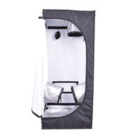 Wholesale cost cm D hydroponics steel cornor mylar grow tents with low price for indoor planting