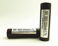 Wholesale Aspire Cell - 18650 LG-Battery cell rechargeable High Drain 18650 LGHG2 Battery Cells Powerful Aspire 18650 3000mah HG2 battery cell
