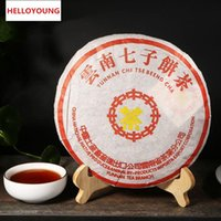 Wholesale Green Top Foods - 30 year old Top grade Puer tea 357g health care puerh Ripe tea pu er Tea Green food