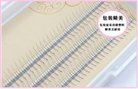 Wholesale Silk Mink Eyelashes - New Arrival Luxury Eyelashes 2d Natrual mink hair silk lashes eyelash extensions fake lashes 0.07mm thickness 8-12mm