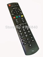 Commercio all'ingrosso - per Panasonic N2QAYB000485 Telecomando Compatibile con select per i modelli Panasonic, Black