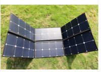 Wholesale Solar Conditioner - 2017year hot sale,Flexible 120W 18V Solar Panel For Air Conditioner Mobile Home Solar Panel System