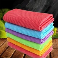 Wholesale New Magic Hair - New Arrival 30*40cm Magic Ice Towel Multifunction Cooling Summer Cold Sports Towels Cool Scarf Ice Belt For Kids Adults