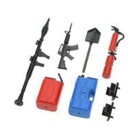 Wholesale Redcat Rc Parts - Decoration Tools 7 Simulation Combination DIY Kit for 1:10 RC Car Traxxas HSP Redcat TAMIYA CC01 SCX10 D90 Rock Crawler