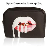 spice collection - Kylie Jenner Moon Spice Trick Smile Make Up Bag Birthday Collection Makeup Bag Kylie Lip Kit Bag High Quality
