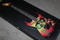 Wholesale Hot New Electric Guitar - 2011 New Arrival ebony Electric guitar(OEM) in stock HOT