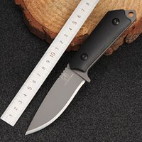 Stainless Steel blade tooling - DAOMACHEN High Carbon Steel Tooling Collection Tactical Outdoor Survival Knife Hunting Knives With Imported K Sheath
