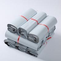 Wholesale X Carrier - 500PCS wholesale 20cm x 32cm Carrier mailing bag 20*32CM plastic express mail posting bag Free DHL White