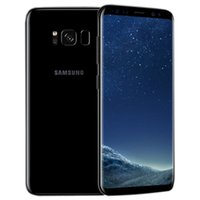 black scans - Samsung Galaxy original Brand New S8 S8 Plus Octa Core GB RAM GB ROM Iris scan Face Recognition Fingerprint MP G LTE Smartphone