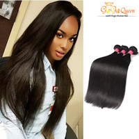 Wholesale Sale Weave - Wholesale Brazilian Human Weave 3Bundles Deal Virgin Brazilian Hair Bundle GaGaQueen Hair Mink Brazilian Straight Hair Clearance Sale