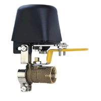 Wholesale Home Natural Gas Detector - Smart Home Automation Gas Leak Detector Manipulator Value for Natural Gas Leak Automatic Shut Off Alarm Value