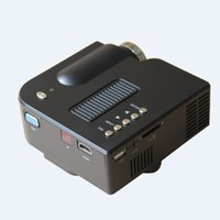 Wholesale dlp pocket - Wholesale- UNIC UC28 + HOT SALE! Home Cinema 1080i Mini Pocket Portable Led Video Game Projector with USB SD function CE,ROHS