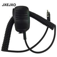 Wholesale Wouxun Mic - Wholesale- JXEJXO for Original Mic for WOUXUN Speaker Microphone SMO-001 for Wouxun KG-UVD1P KG-UV8D KG-UV6D KG-801E etc.