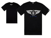 topo do topo venda por atacado-2018 Homens de Verão Unkut T Shirt Homens Hip Hop Camiseta Camisa T-Shirt Dos Homens de Manga Curta Tops Impresso T Camisas Frete Grátis