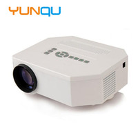 Wholesale Home Theater Projector Cheap - Wholesale-2016 Original UNIC UC30 Cheap Mini miniature Projector AV USB & SD VGA HDMI beamer Multimedia Home Theater LCD Digital Projector