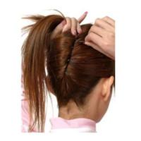 Wholesale Barrette Hair Pins - Wholesale- 36pcs Hair Pins U Shape Metal Black Hair Clips Styling Tools Screw Barrette Hairdresser Accesories Head Clips Braiding Hairpins