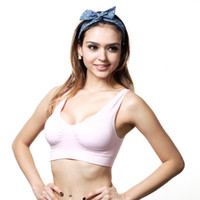 c64f50cd184 (3 PCS lot ) Genie Bra with removable pads Women s Two-double Vest BODY  SHAPER Push Up BREAST RHONDA SHEAR