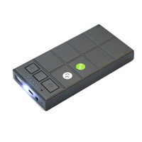 Wholesale Hidden Audio Voice Recorder - Wholesale-China Best Long Distance Voice Recorder With 5000mAh Power Bank 8G Memory Audio Activated Timer Recording Hidden Well