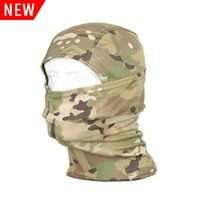 Wholesale Fast Hood - New Free Size Full Face Hood 33cm x 22cm Fast Dry Fabric for Outdoor Sport CL29-0058