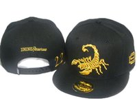 Wholesale d9 snapbacks - D9 DNINE RESERVE scorpion leather swag brand snapback caps hiphop cap baseball hat hats for men snapbacks bone aba reta gorras toca bones
