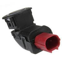 Wholesale Car Parking Aids - 1Pair Auto Parking Aid Assist Sensor 39680-SHJ-A61 39680SHJA61 PDC Ultrasonic Sensor For HondaOdyssey 2005-2009 CRV 2004-2013 Car Parts
