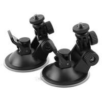 vídeo de colocação venda por atacado-Atacado-Windshield Mini Ventosa Mount Holder para Câmera Digital Video Recorder Car