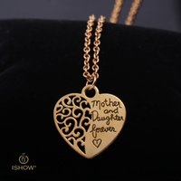 Wholesale Cheap Statement Necklaces For Women - Solid pendant necklaces friendship jewelry gold plated filigree long jewelry sets cheap statement choker necklaces for women