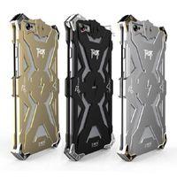 thor rüstung großhandel-Neues Großhandelsentwurfs-Simon-Metallrüstung umkleidet Thor-Reihen-Aluminiumabdeckung für iphone 6 6 plus freies Verschiffen