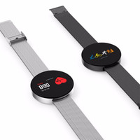 Wholesale Camera Outdoor Tft - For Original iPhone X 8 Samsung Mobile Phone Smart Watch 007Pro Watch Bluetooth TFT Touch Screen Fitness Tracker Heart Rate Monitor Bracelet