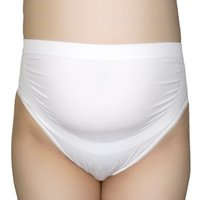 Wholesale Support Panties - Seamless Maternity Panties Sexy Underwear Abdomen Support Panties For Pregnant Women Healthy