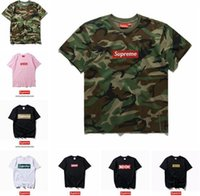 Wholesale Slim Tshirt Men - vlone T-Shirt off white camouflage kanye yeezus Hoodies aape men T Shirts palace tshirt sup Brand jacket
