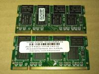 Wholesale Ddr 512mb Laptop - 512MB DDR 333MHz Laptop RAM 1GB PC2700S memory for DELL 300M 510M 600M 700M 710M 1150 1200 2200 5150 5160 8500 I845MP 8600 8600C 9100 9200