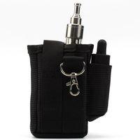 cigarrillo x6 mod al por mayor-Bobina padre Pbag Vapor bolsillo E caja de cigarrillos doble cubierta para Rda Box Mod batería bolsa VS X6 X9 UD bolsa de vapor