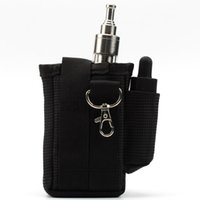 сумки оптовых-Катушка отец Pbag паровой карман E портсигар двойной палубе для Rda Box Mod аккумулятор сумка против X6 X9 UD Vape мешок