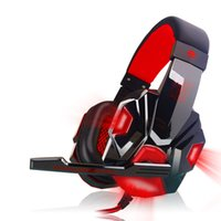 Originale PLEXTONE PC780 Gaming cuffie cablate Over-ear con archetto Cuffie con microfono stereo Bass LED per PC Videogiochi
