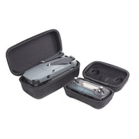 corpo de zangão venda por atacado-Drone Body Bag Controle Remoto Portátil (Transmissor) / Hardshell Habitação Case Storage Box para DJI MAVIC PRO
