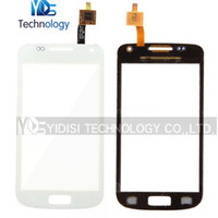 Wholesale Galaxy W Touch - For Samsung GALAXY W i8150 GT-i8150 Touch Screen Digitizer Glass Lens Panel Replacement White