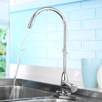 Wholesale Stainless Steel Plating Kitchen Faucet Tap Water Filter Purifier Drinking Water single handle