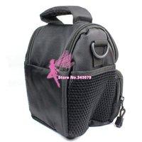 Wholesale Coolpix Camera Bag - Free Shipping camera case bag for nikon Coolpix L810 P510 L310 P500 L105 P100 L120 L110 P90