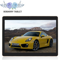 Wholesale Tablet Computer Learning - Wholesale- BOBARRY S108 10.1 inch MT8752 Octa core Android 6.0 4G LTE The tablet Smart Tablet PC 64G ROM, child Gift learning computer 10