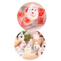 Wholesale Magic Bunny - Kawaii Afternoon Tea Bunny Moshi Cat Minifigures Hand Lepin Anti Autism and ADHD Decomppression Squishy Magic Tricks Toys