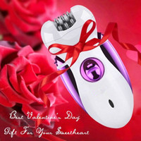 Wholesale Electric Trimmer For Ladies Hair - Best Electric Hair Removal Epilator, Ladies' Electric Shaver, Women's Razor, Portable Rechargeable Cordless and Bikini Trimmer for Women