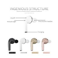 Wholesale Iphone Headphones For Sale - Hot Sales Mini V1 Portable Bluetooth Earphone Wireless Bluetooth Handsfree Calling Headphone Headset For IPhone Samsung