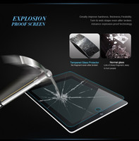 Wholesale Good Tempered Glass Screen Protector For iPad pro mini ipad air ipad Safety Protective Film For iPadmini Retina