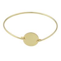 Wholesale Thin Alloy Bangles - Latest Design Fashion Gold Silver Color Thin Bracelets Bangles