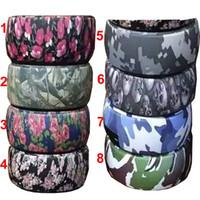 Wholesale beatbox portable bluetooth speaker - New M217 Camo Camouflage Mini Bluetooth Speakers Portable Wireless Beatbox Hi-Fi 3D Stereo Music Player Subwoofer Support TF AUX Hands-free